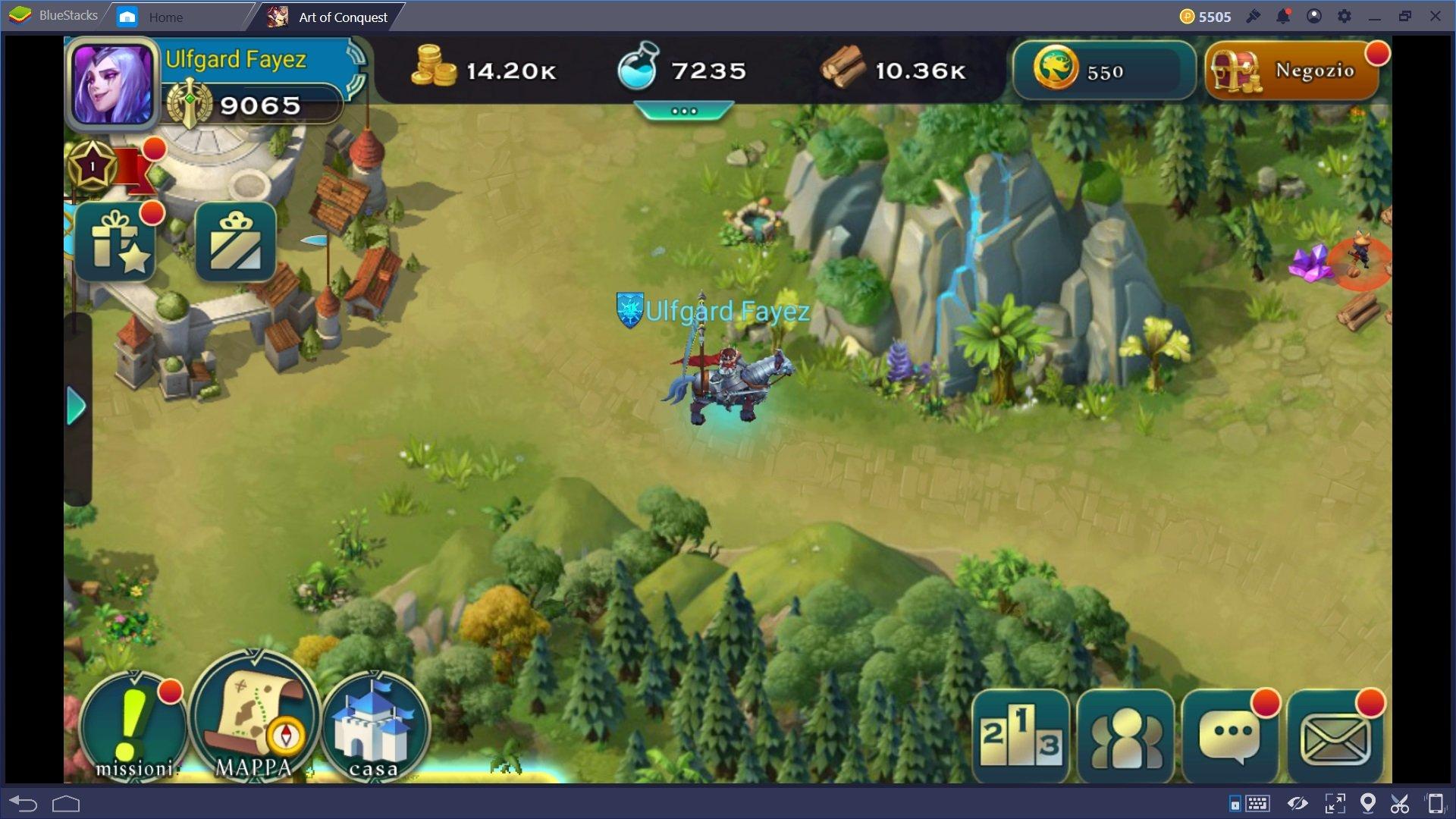 Art of Conquest: consigli utili in battaglia