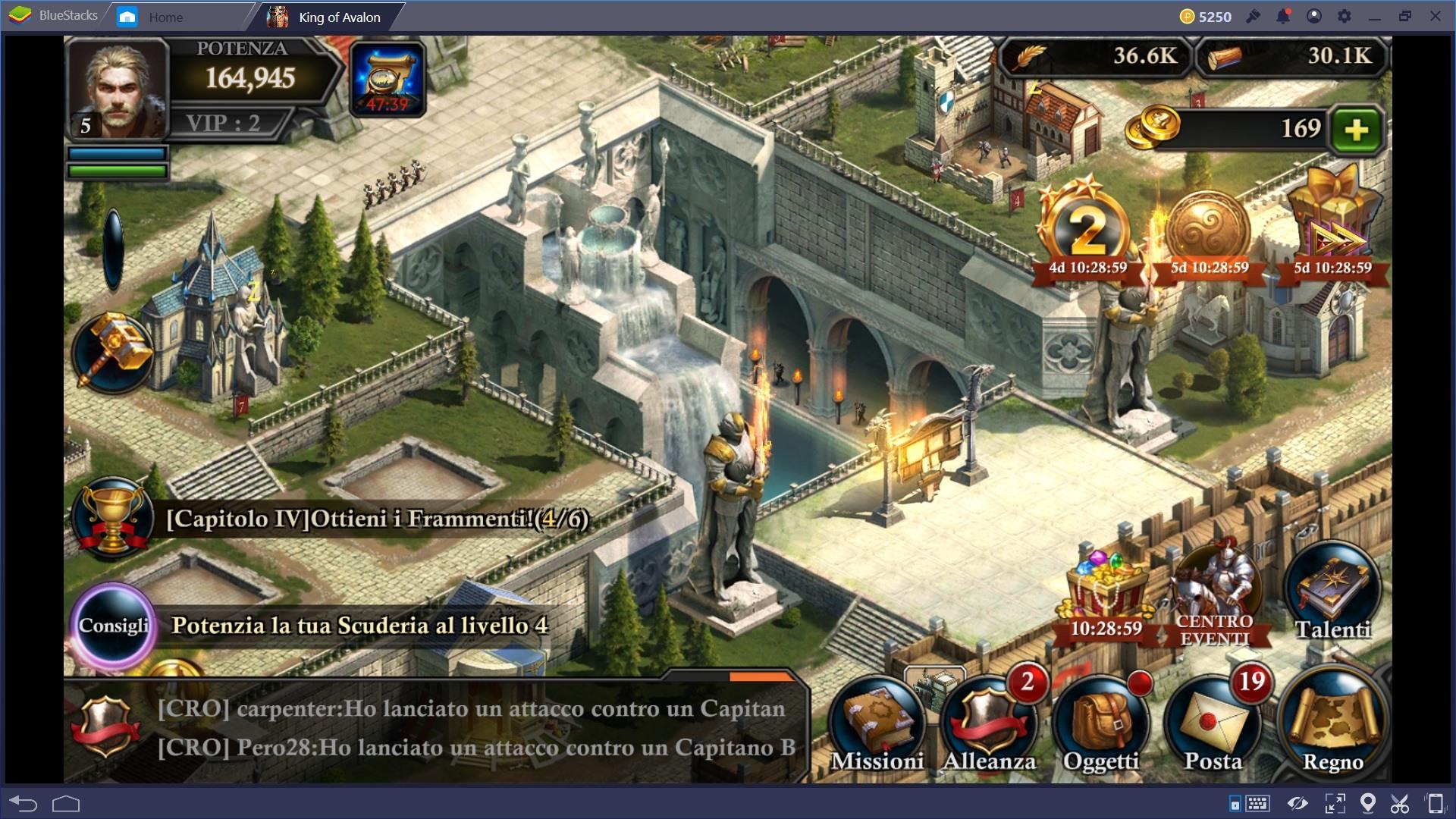 King of Avalon: gli errori più comuni e come evitarli