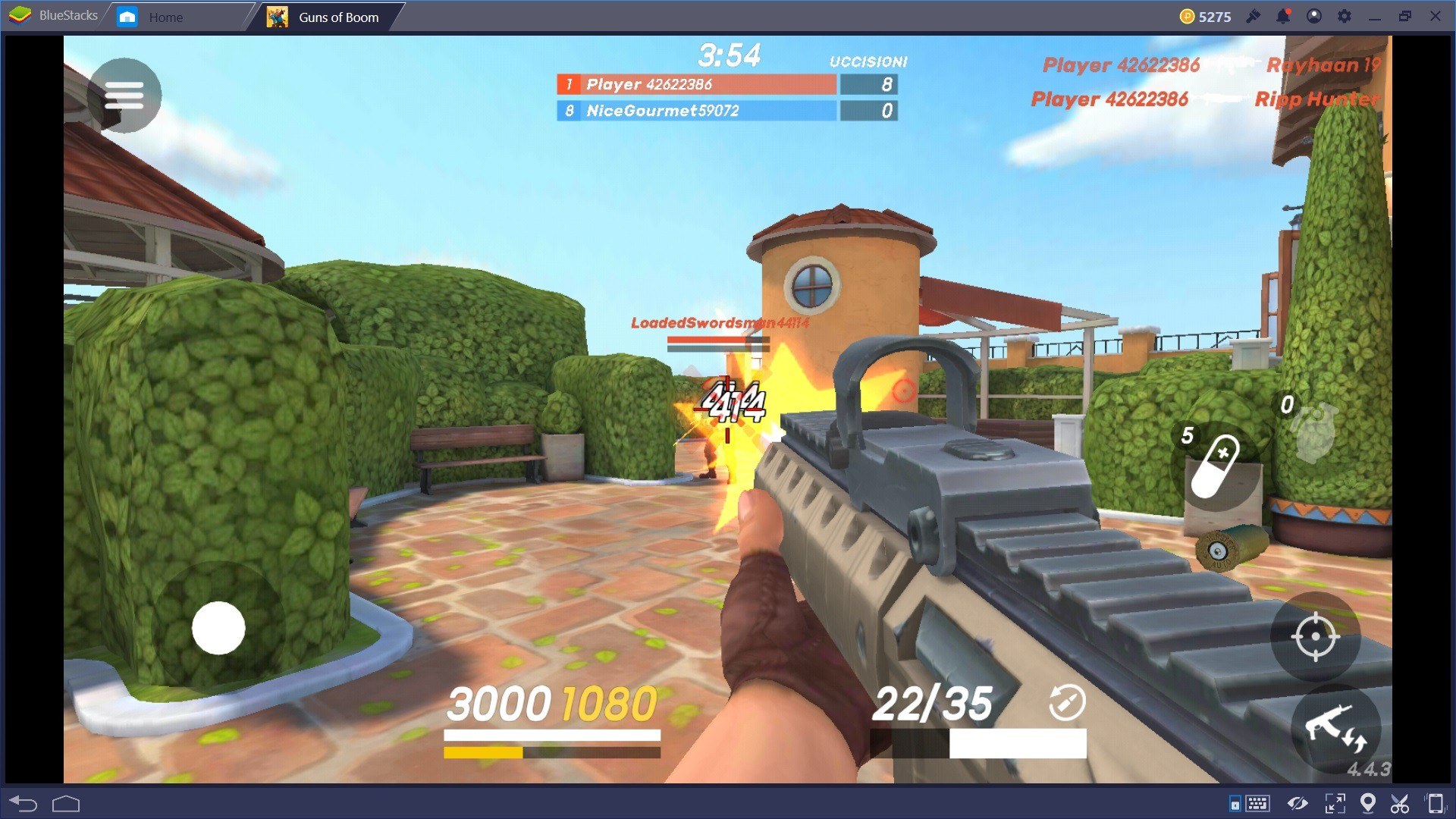 Guns of Boom: un gioco da non perdere