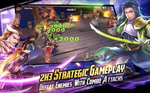 Combo Strike – Three Kingdoms