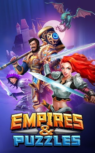 Play Empires & Puzzles: RPG Quest on PC 14