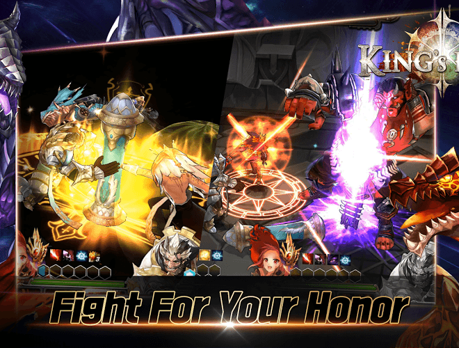 Play King's Raid on PC 20