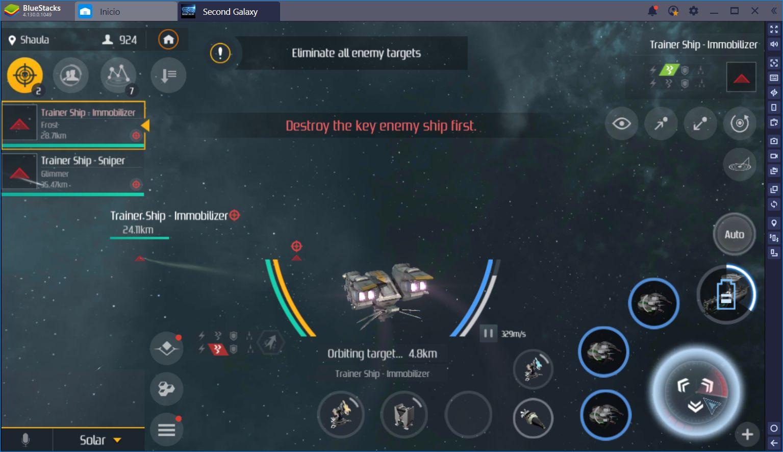 Guía de Principiantes para Second Galaxy