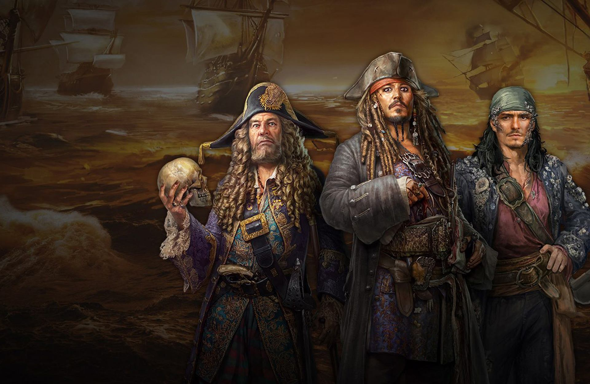 Download Pirates of the Caribbean: ToW on PC with BlueStacks