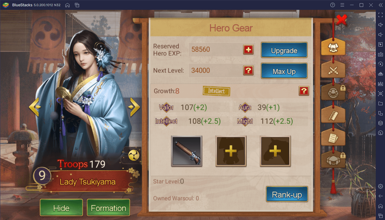 A Beginner's Guide to Becoming a Lord in Sengoku Fubu