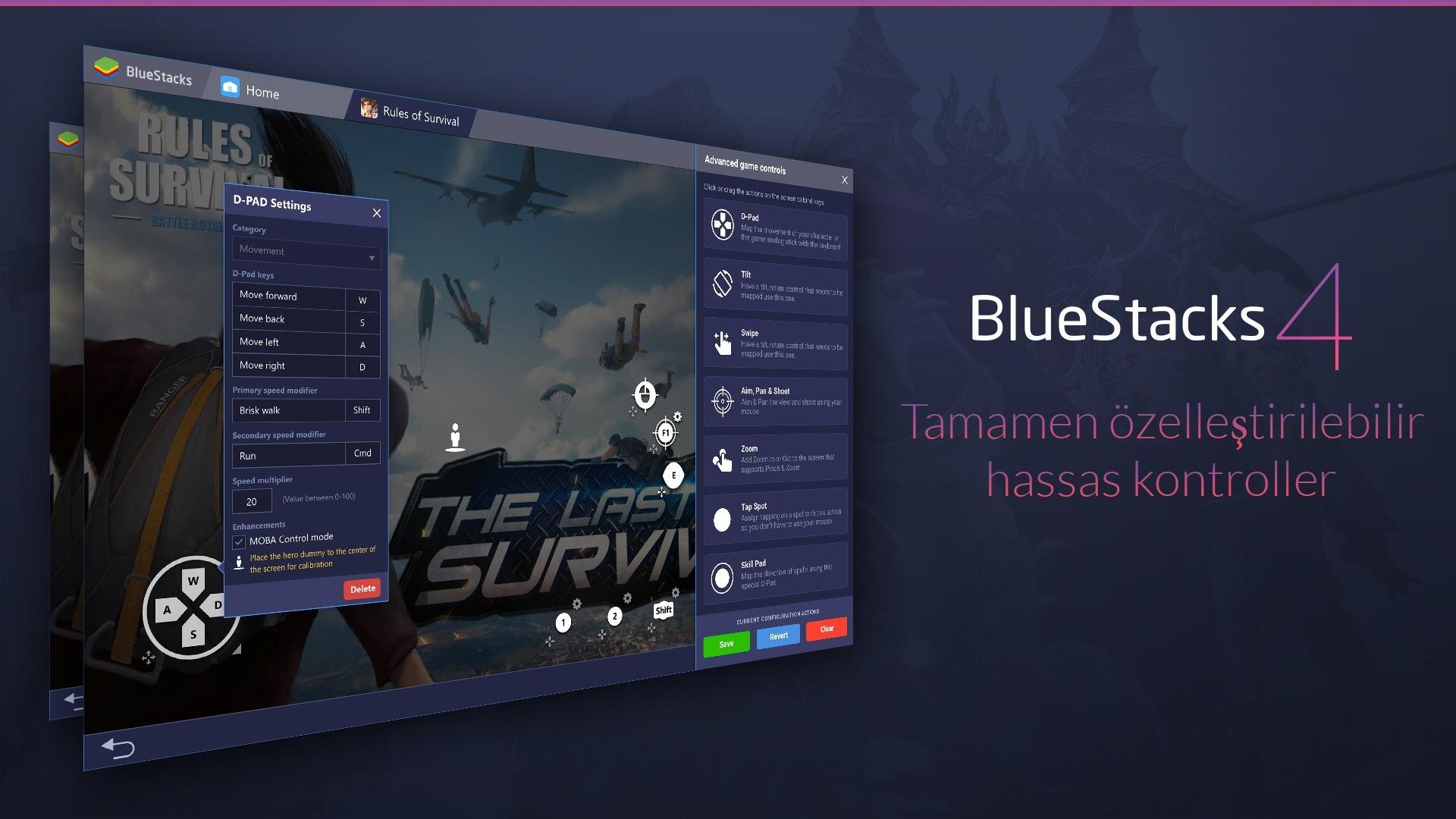Yaptıklarınızı Kaydedin, Tek Tuşla Yeniden Oynatın: BlueStacks 4.2'nin Oyun Kayıt Tuşu Özelliği