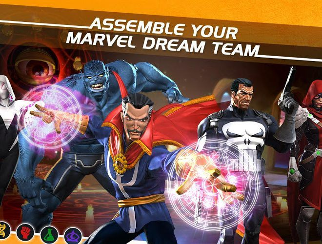 Play Marvel Contest of Champions on PC 12