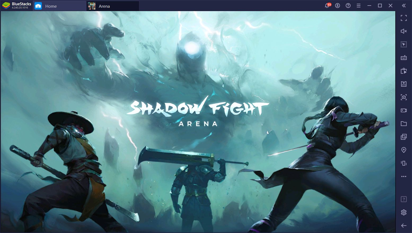 Shadow Fight Arena – How to Play This New Mobile Fighting Game on PC With BlueStacks
