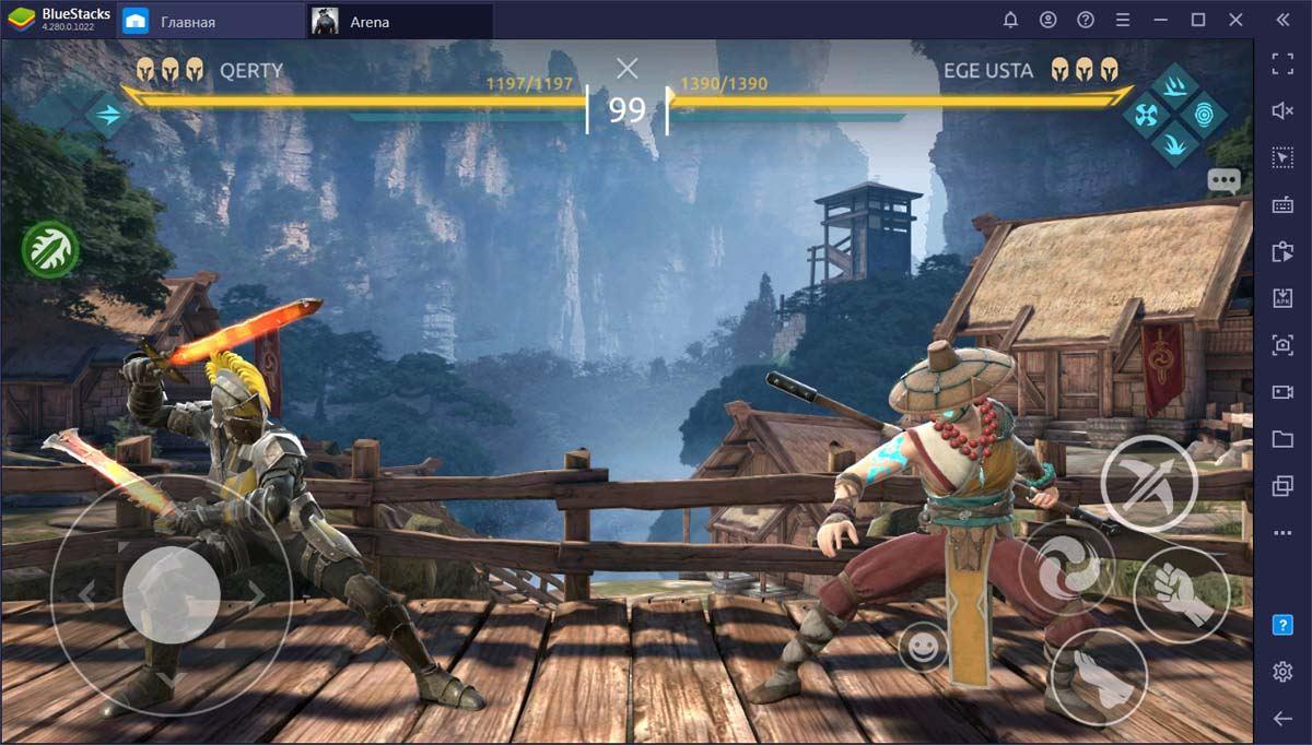 Обзорный гайд Shadow Fight Arena: режимы игры, геймплей и герои