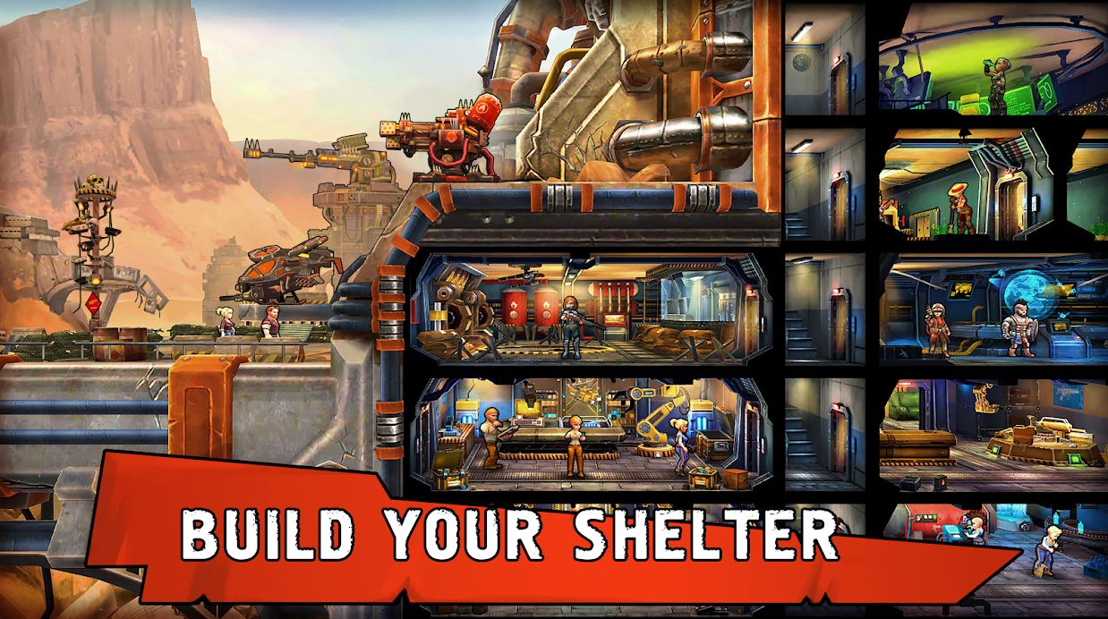 Shelter War: Pre- register for a Post-Apocalyptic Nuclear World Today