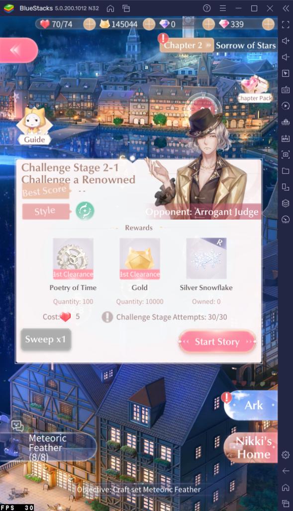 BlueStacks Beginner's Guide to Shining Nikki: A Styling Game