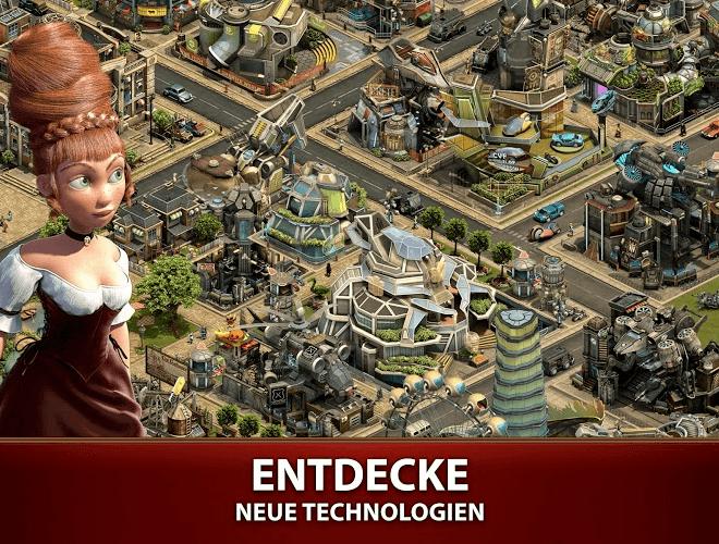 Spiele Forge of Empires auf PC 21