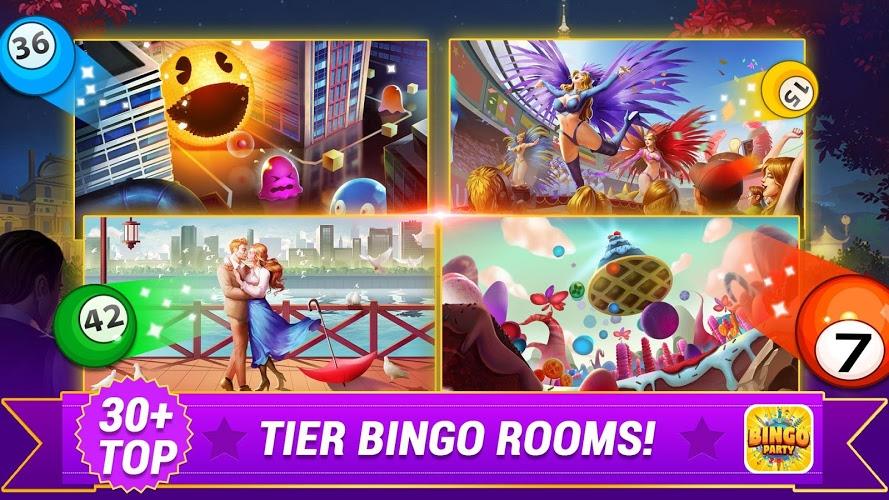 Play Bingo Party – Crazy Bingo Tour on PC 11
