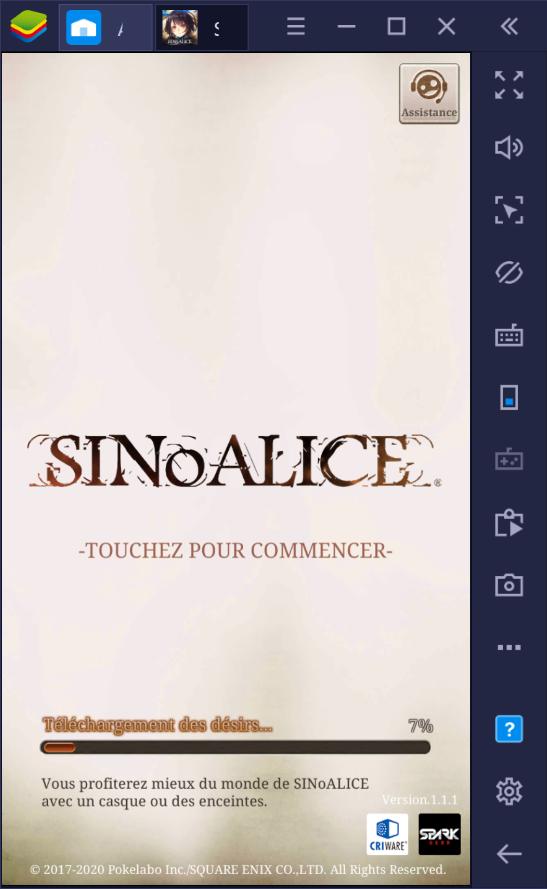 Comment Jouer à SINoALICE sur PC – Guide pour débutants