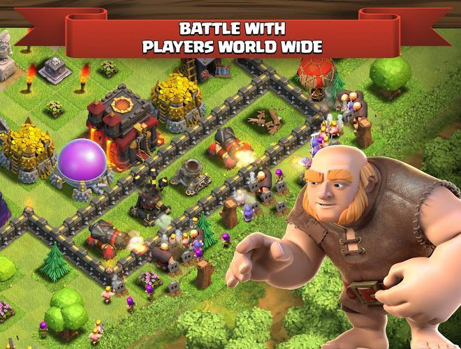 Main Clash of Clans on PC 20