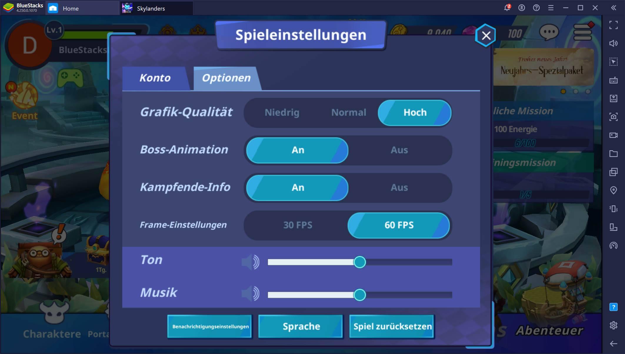 Skylanders Ring of Heroes auf dem PC – Optimiere und verbessere dein Gameplay mit diesen BlueStacks-Funktionen