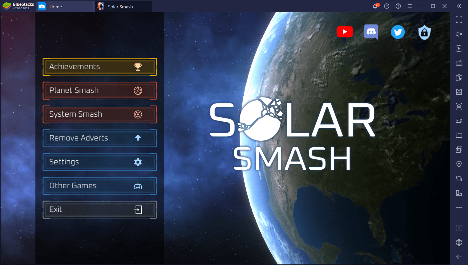 Solar Smash – How to Enjoy this Destruction Simulation Game on PC with BlueStacks