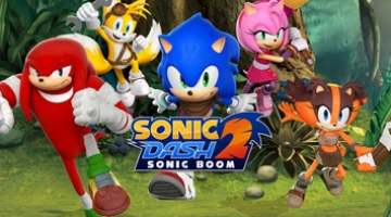 Download Sonic Dash 2: Sonic Boom on PC with BlueStacks