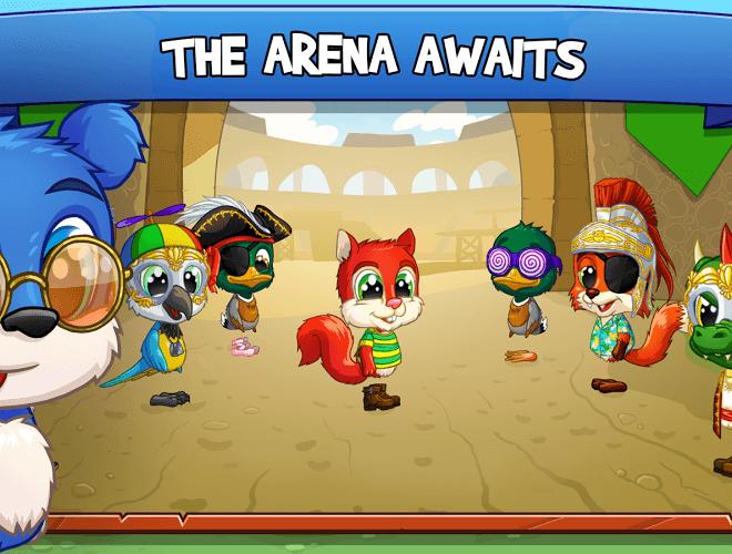 Play Fun Run Arena Multiplayer Race on PC 8