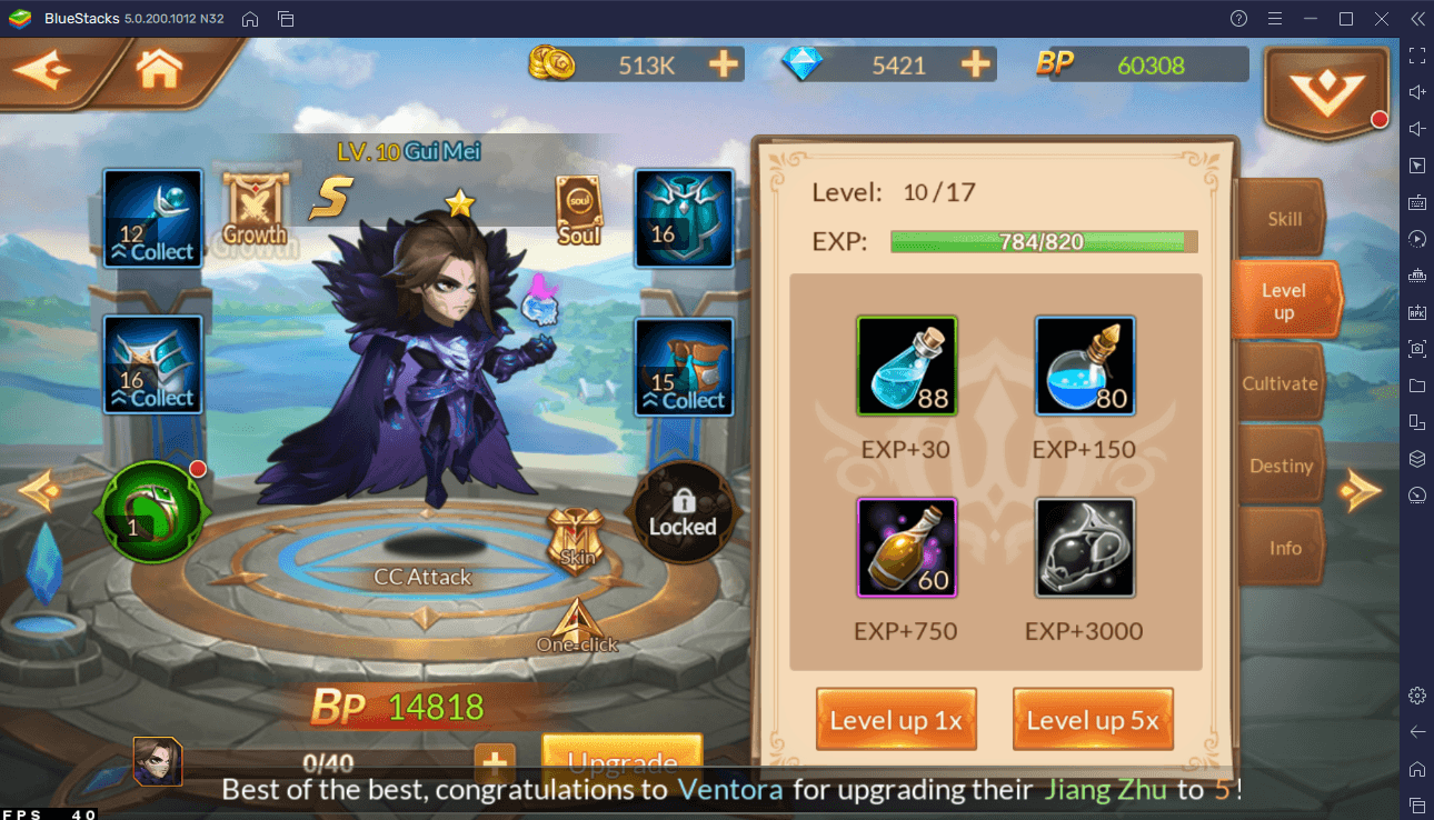How to Upgrade Your Soul Master Team in Soul Land Reloaded