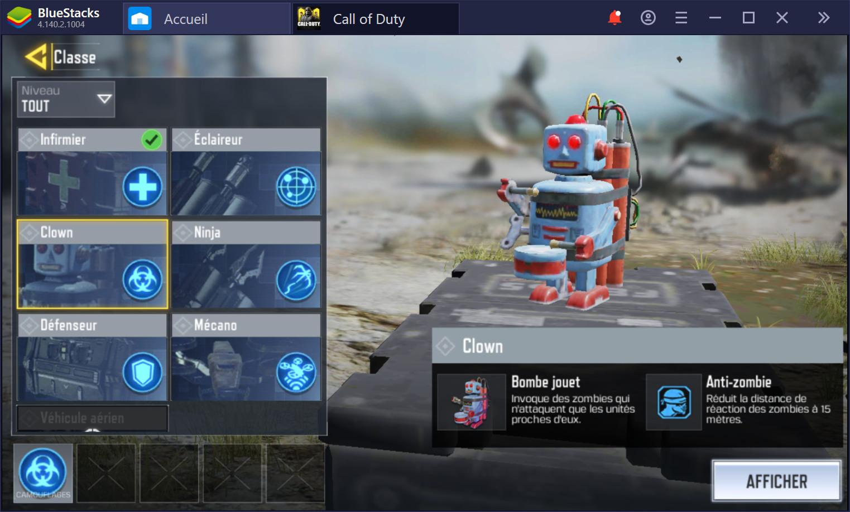 Soyez le dernier survivant en mode Battle Royale dans Call of Duty : Mobile