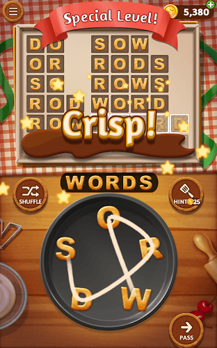 Play Word Cookies on PC 4