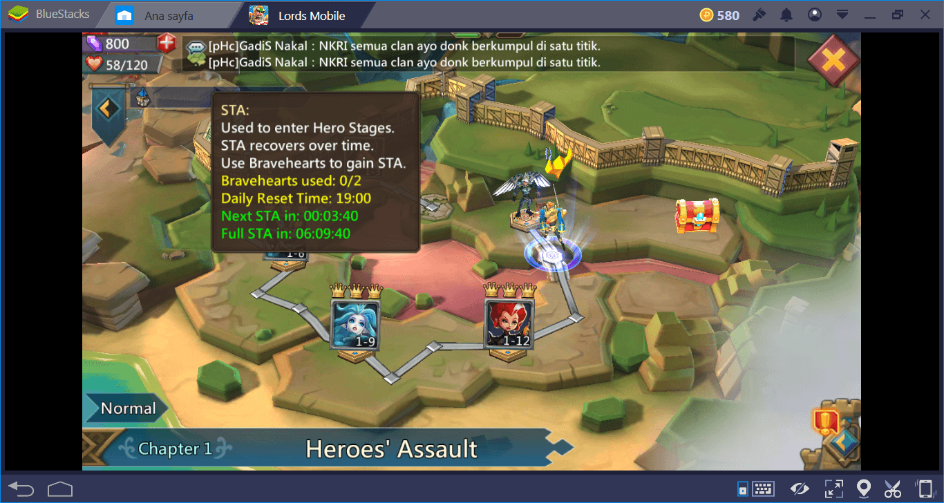 Lords Mobile: How to Unlock New Heroes and Level Them Fast