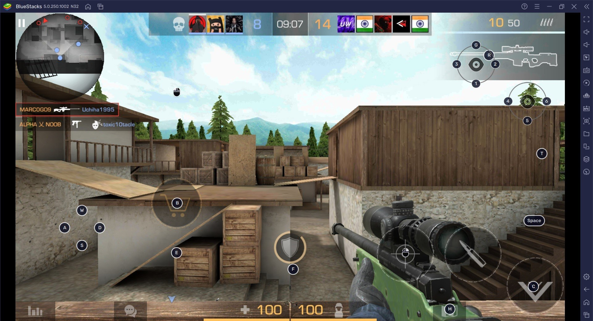Standoff 2 Guide for Lurkers: Learn How Information Gathering Can Be Utilized