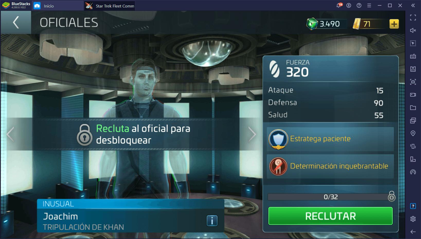 Star Trek Fleet Command – Los Mejores Oficiales del Juego Para Todas las Ocasiones
