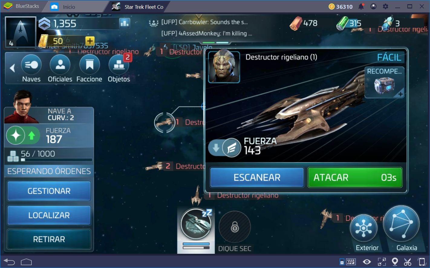 Sorpresas Agradables en Star Trek Fleet Command