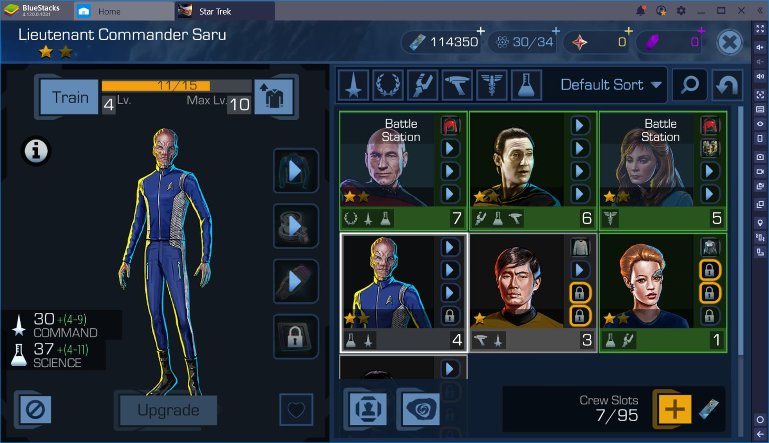 The Importance of Ships and Crew in Star Trek Timelines