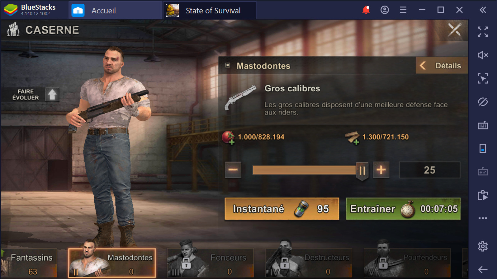 State of Survival sur PC : Recruter une armée pour massacrer les zombies