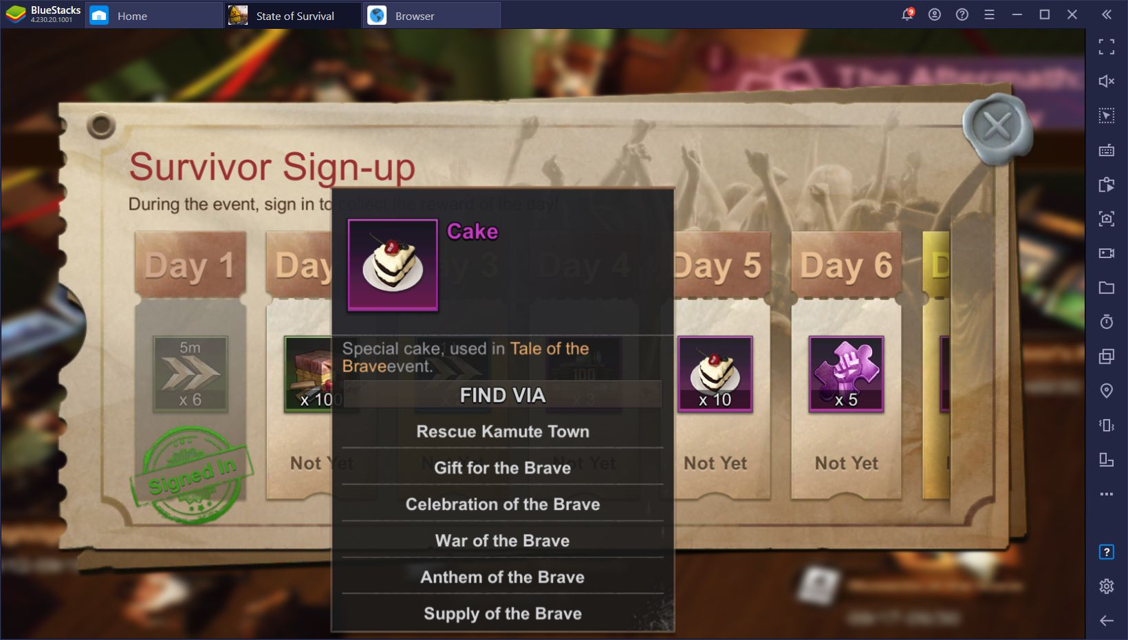 State of Survival Anniversary Event Guide