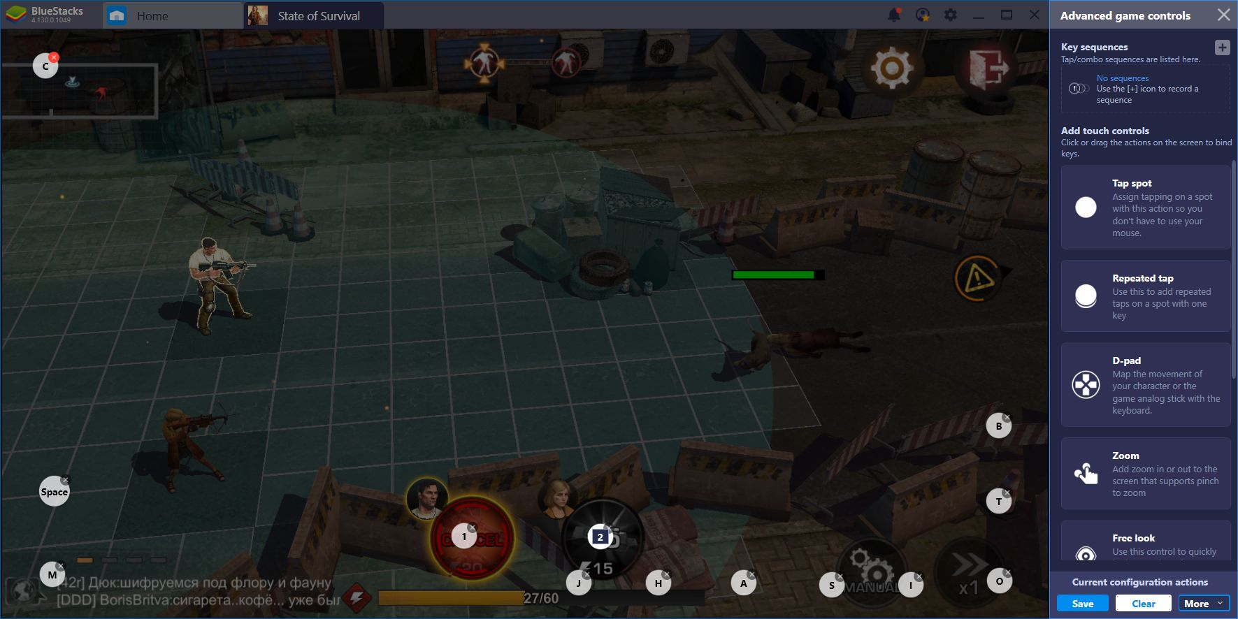 State of Survival: Using BlueStacks to Win in this Zombie Game