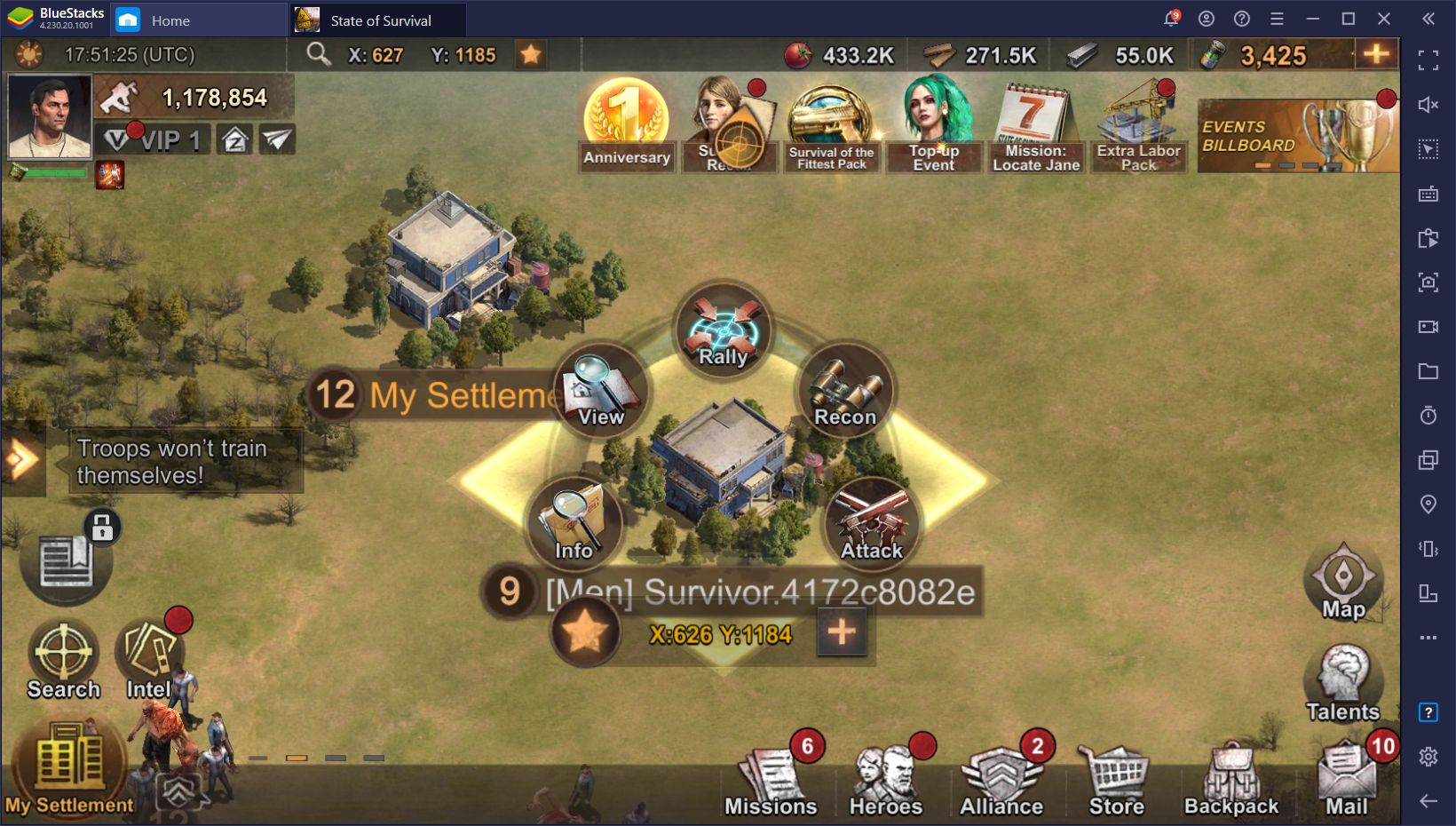State of Survival Tips to Maximize Resource Farming