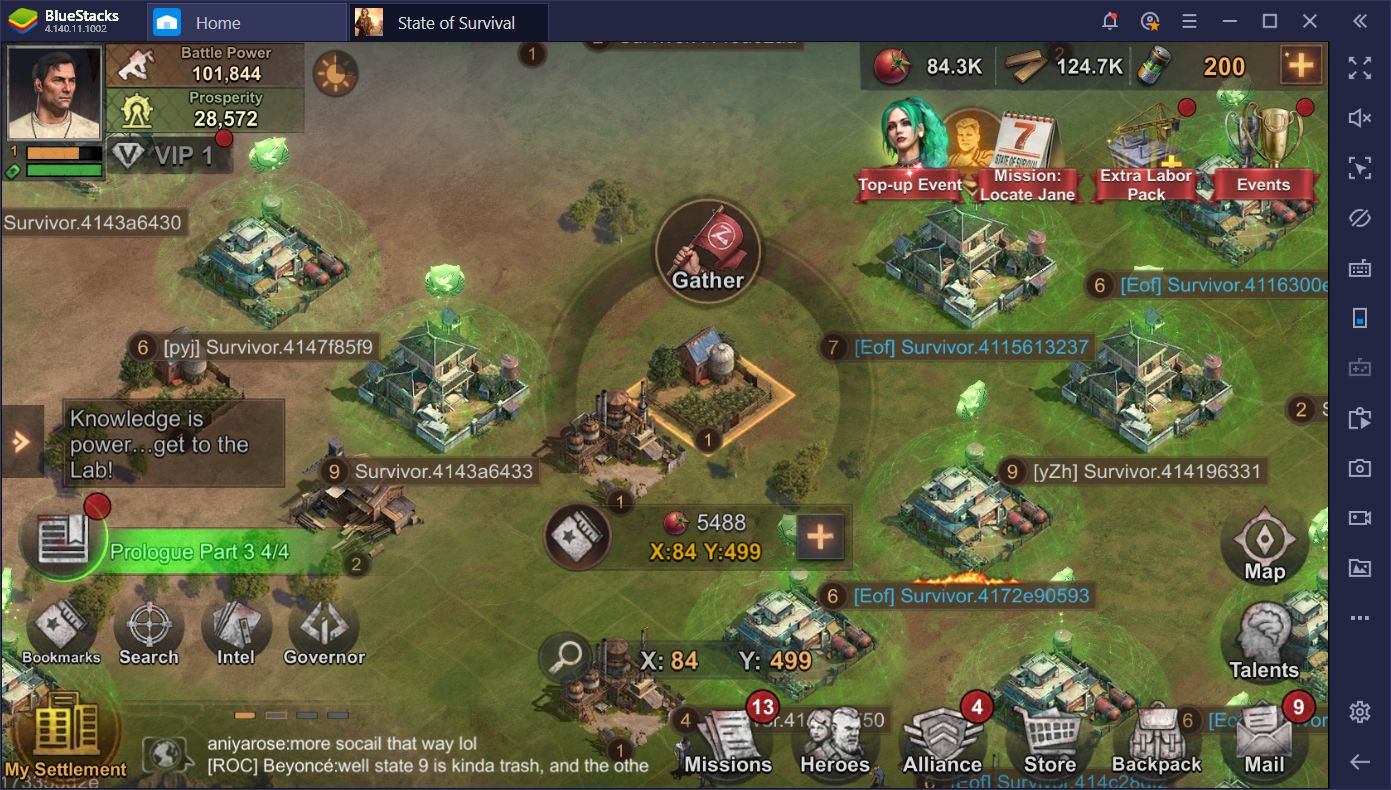 State of Survival on PC: Tips and Tricks to Survive the Zombie Threat