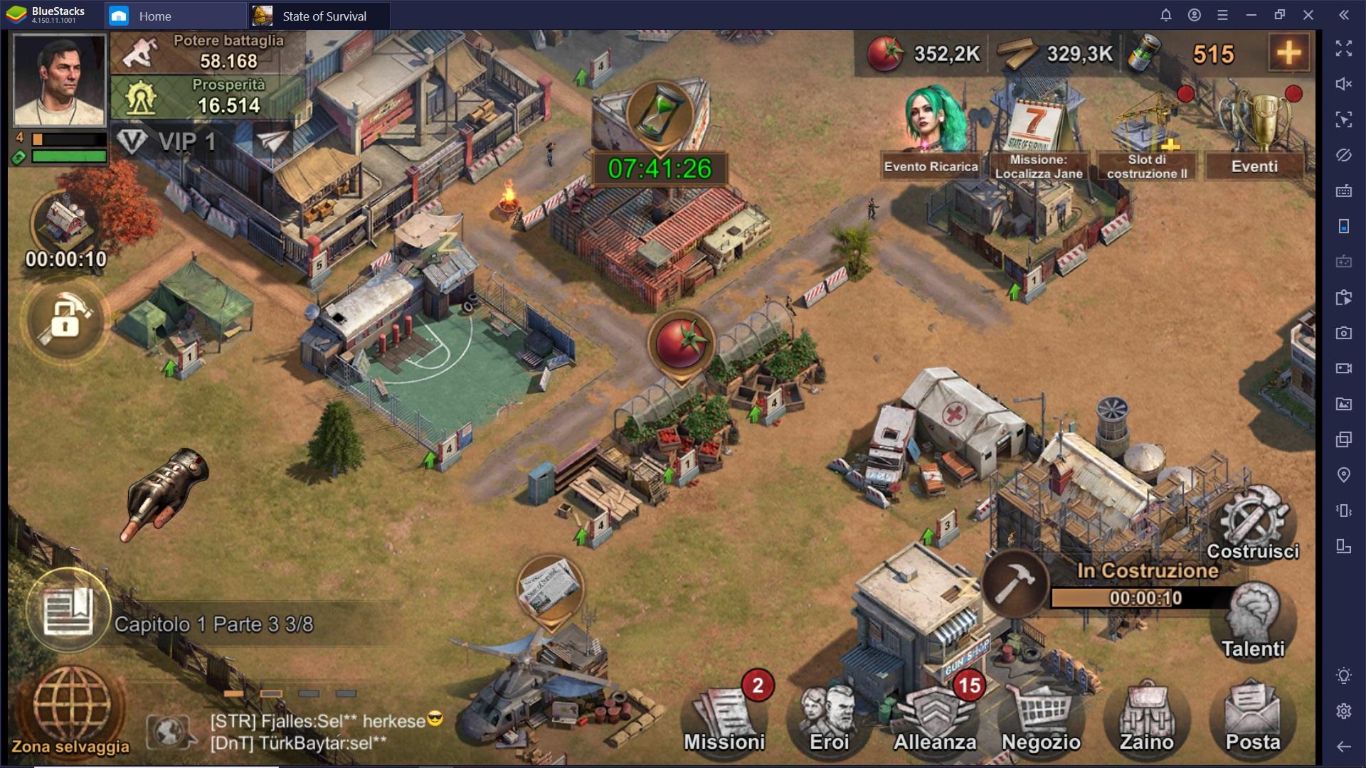I migliori Consigli per i nuovi giocatori di State of Survival