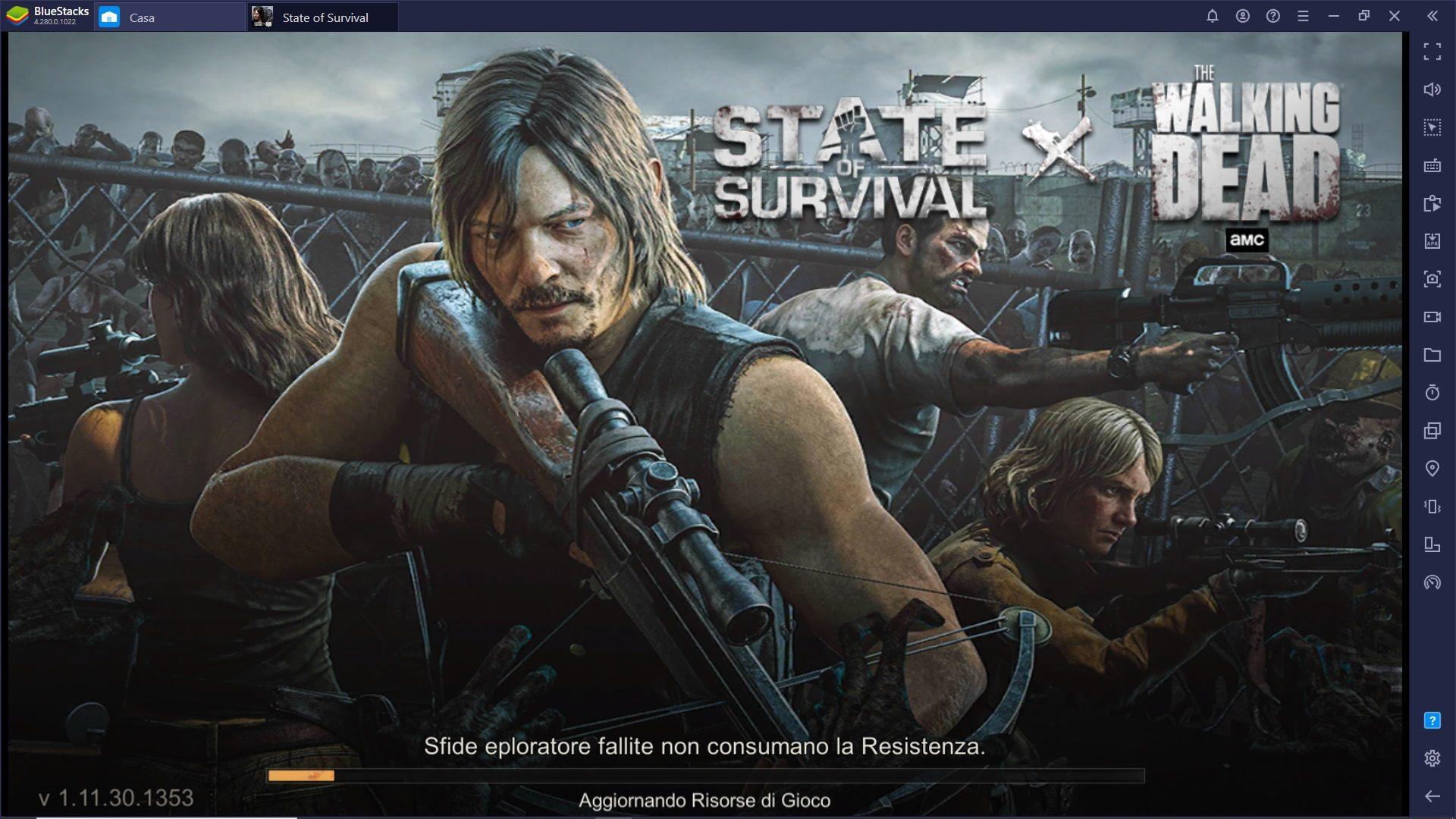La Collab tra State of Survival e The Walking Dead: Diamo il Benvenuto a Daryl Dixon