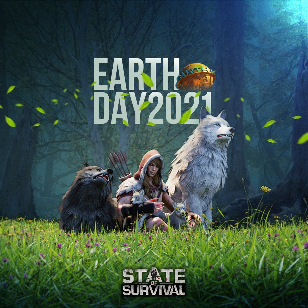 State of Survival Launches the Earth Day Event