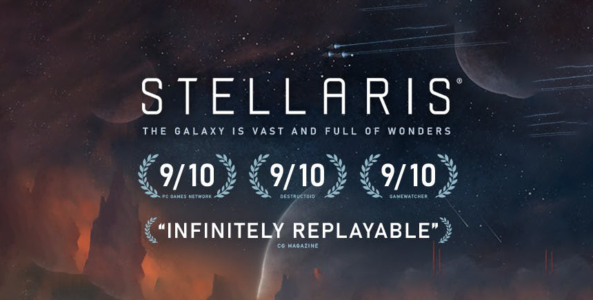 Stellaris Galaxy Command Review: Say Hello To The Mobile Version Of A Legend