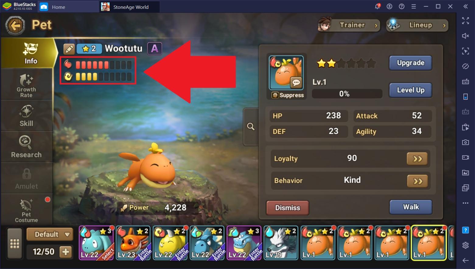 StoneAge World – Wie man Pets fängt in diesem Pokémon-ähnlichen Rollenspiel
