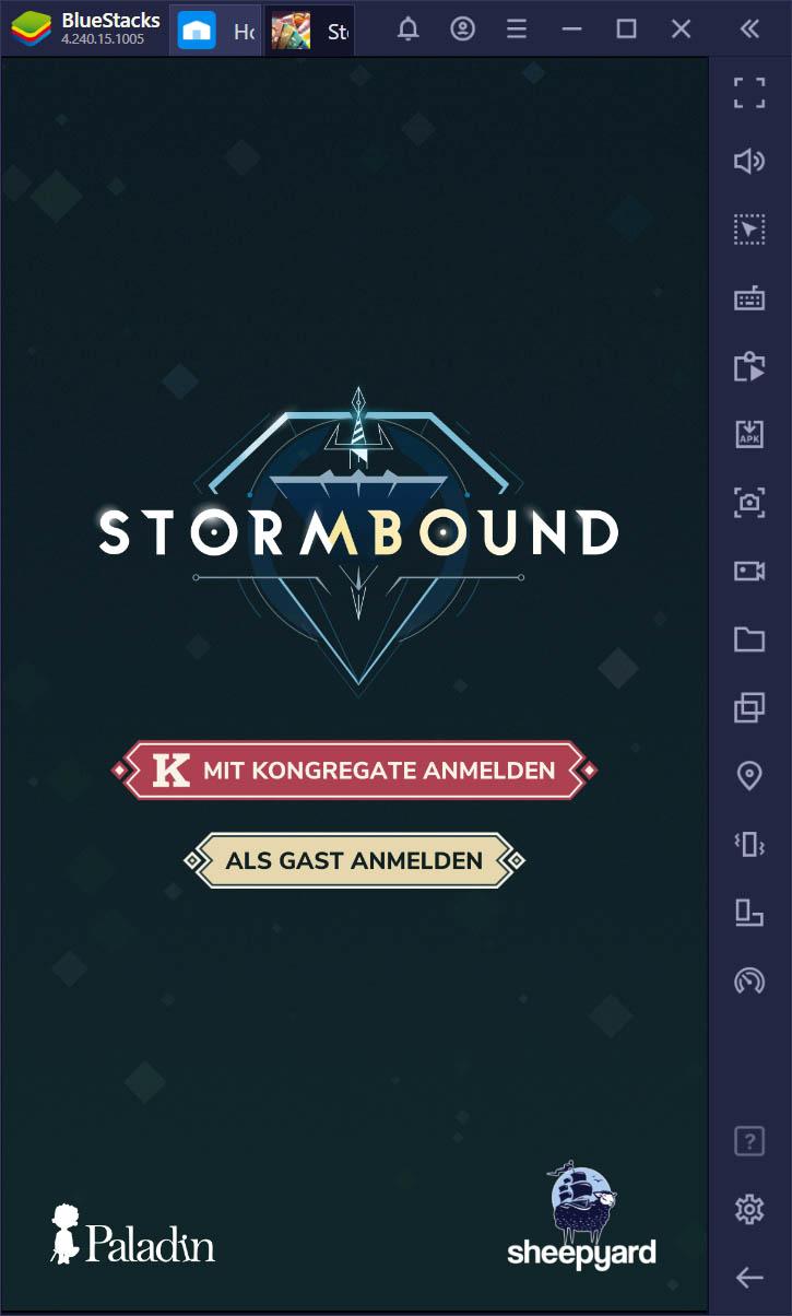 Stormbound: Kingdom Wars – Wie du dieses fantastische CCG mit BlueStacks auf deinem PC spielst
