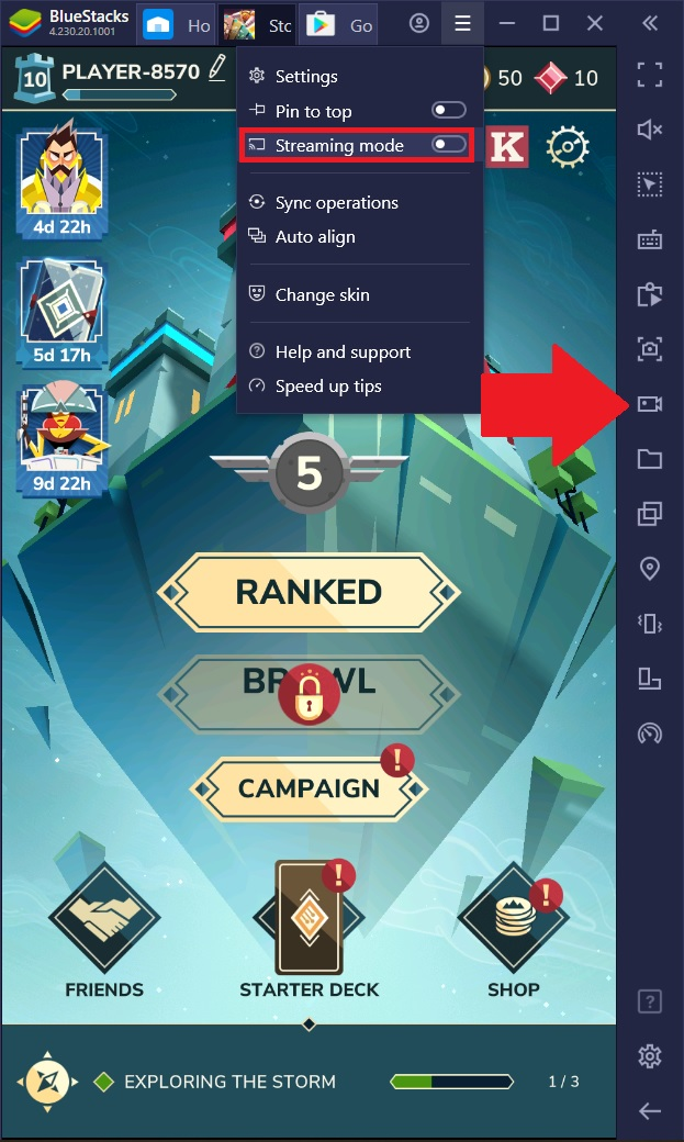 Stormbound: Kingdom Wars – How to Play This Awesome CCG on PC with BlueStacks