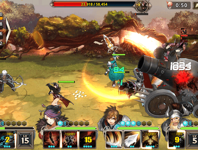 Play King's Raid on PC 15