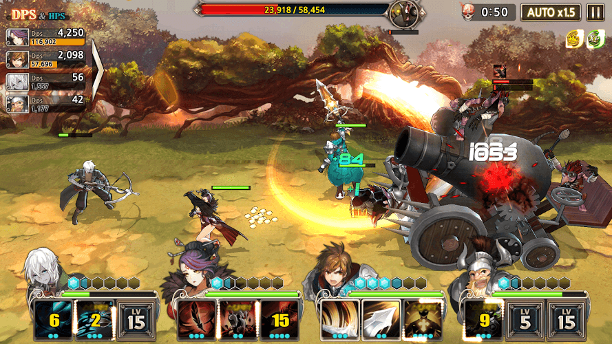 Play King's Raid on PC 15