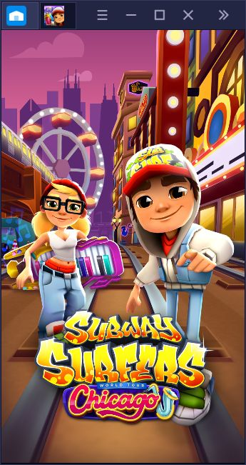BlueStacks App of the Day: Subway Surfers – One Of The Best Endless Running Games