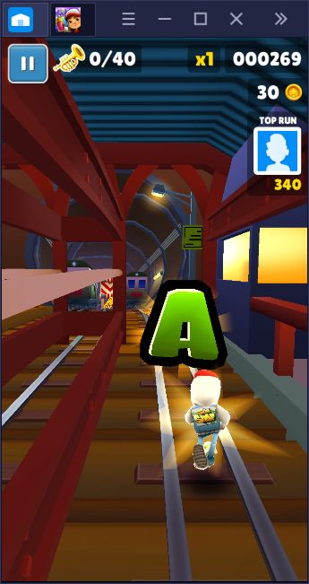 One Of The Best Endless Running Games: Subway Surfers