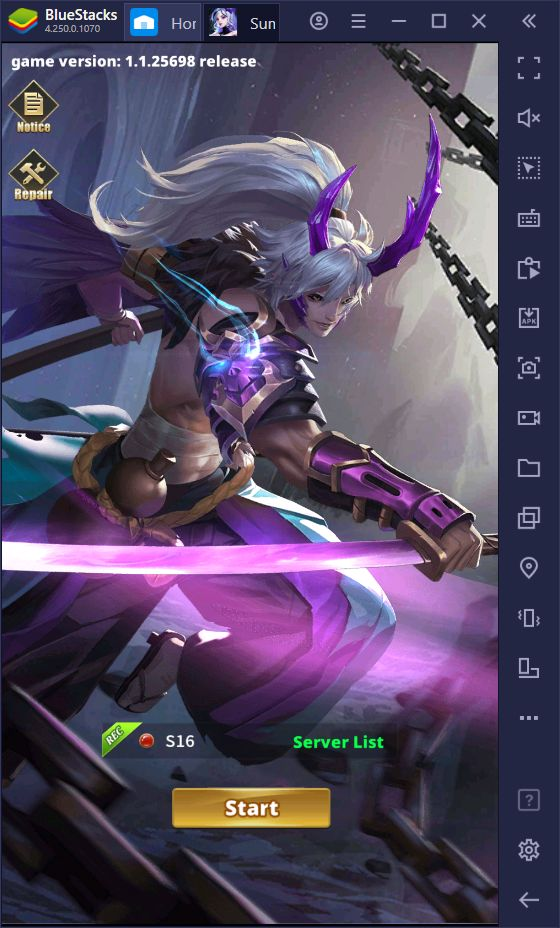 How to Install and Play Summoner's Conquest on PC with BlueStacks