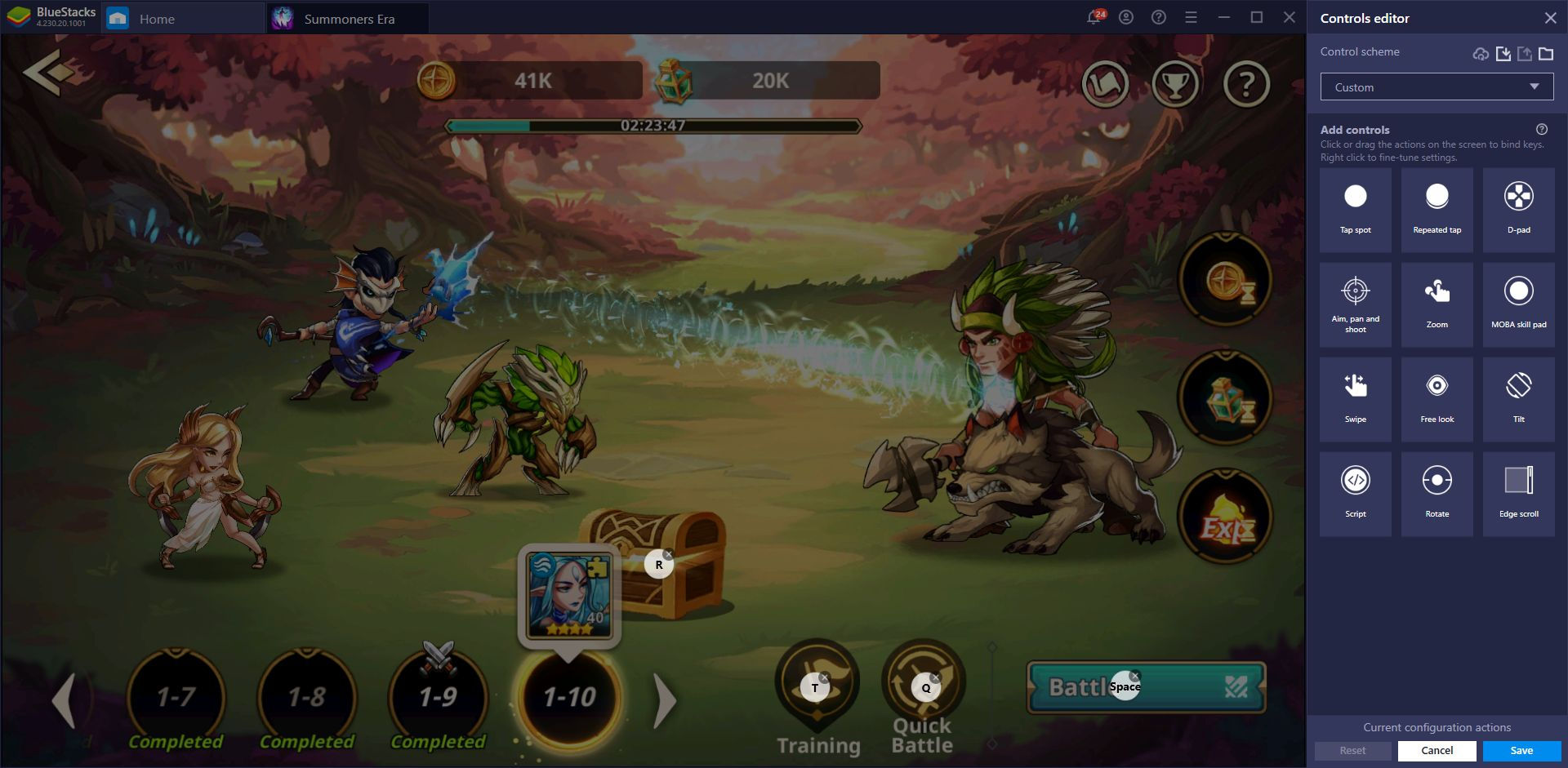 How to Play Summoners Era on PC with BlueStacks