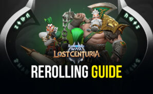 Summoners War: Lost Centuria – Get the Best Start with BlueStacks Rerolling Guide